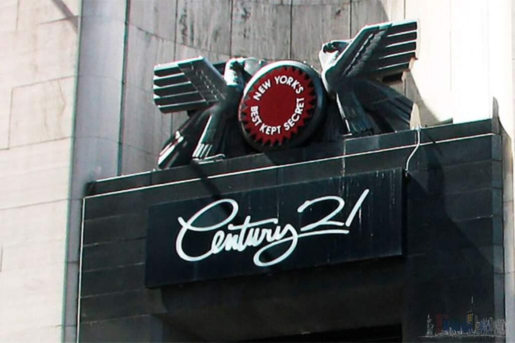 Century21 - el outlet obligatorio de Nueva York de paseo por manhattan
