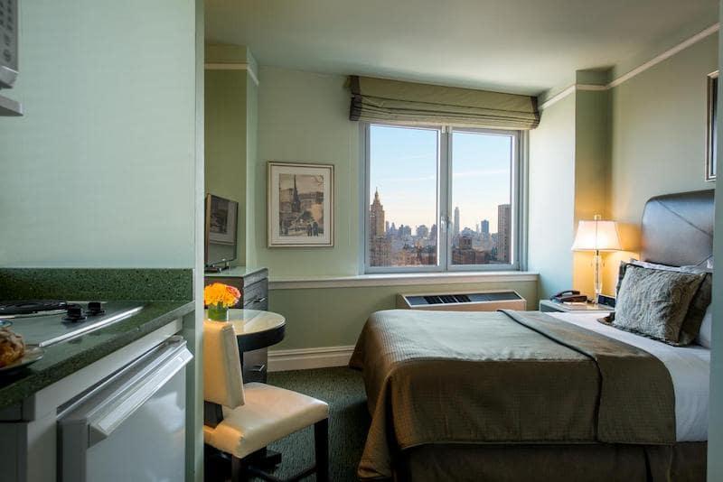 de paseo por manhattan - Hotel Beacon New York hoteles con cocina en Nueva York más baratos del Upper Manhattan